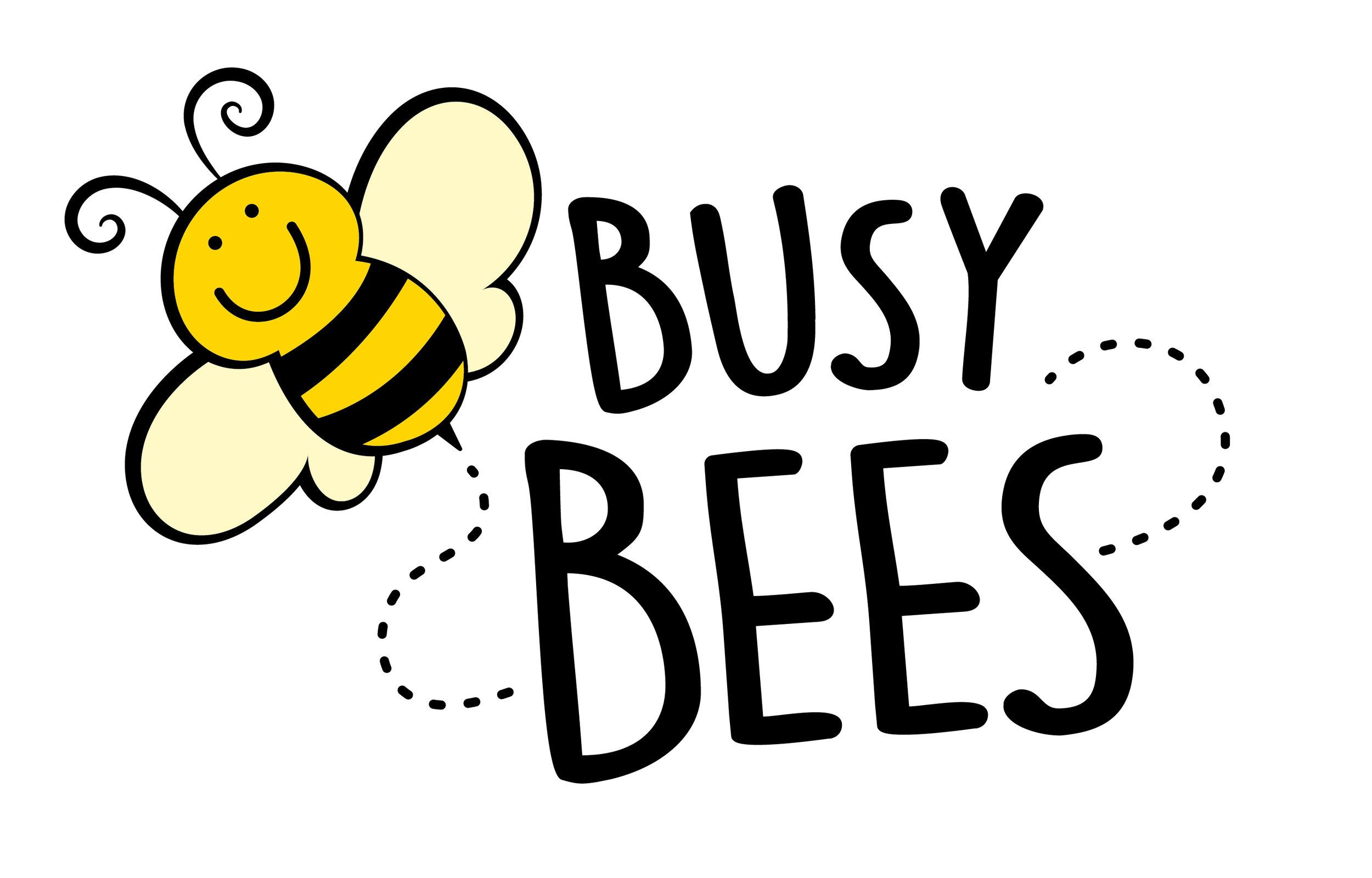 Busy Bees — Riverside Vineyard