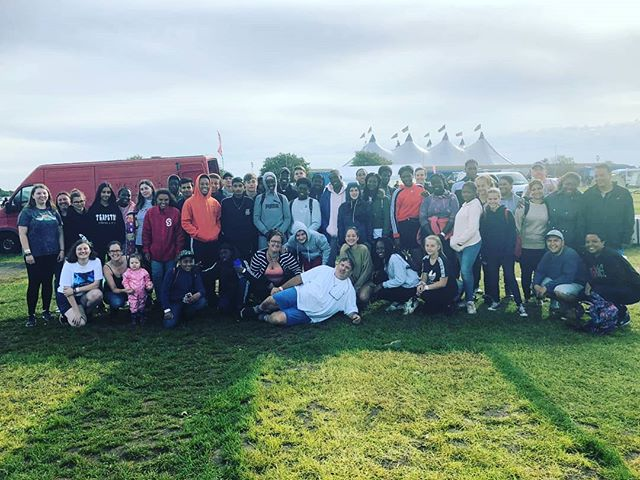 Here's our amazing youth group!! Read about Riverside's hightlights from soul survivor 2019 here... https://www.riversidevineyard.com/inbrief/#item7 by the way youth small groups are on again tonight 7.30pm see you then