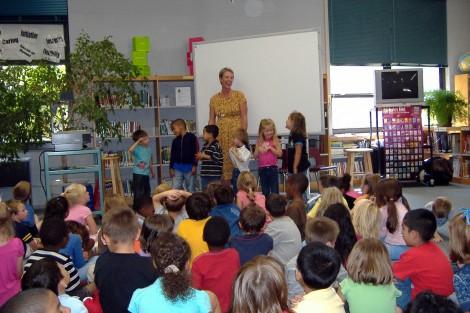 Hoover Elementary Presentations