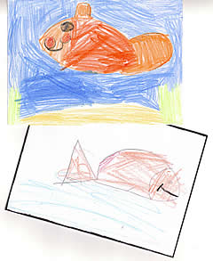 """"""" NOT NORMAN NOTECARDS"""" Students from Hoover Elementary created theseNorman Notecards!"""
