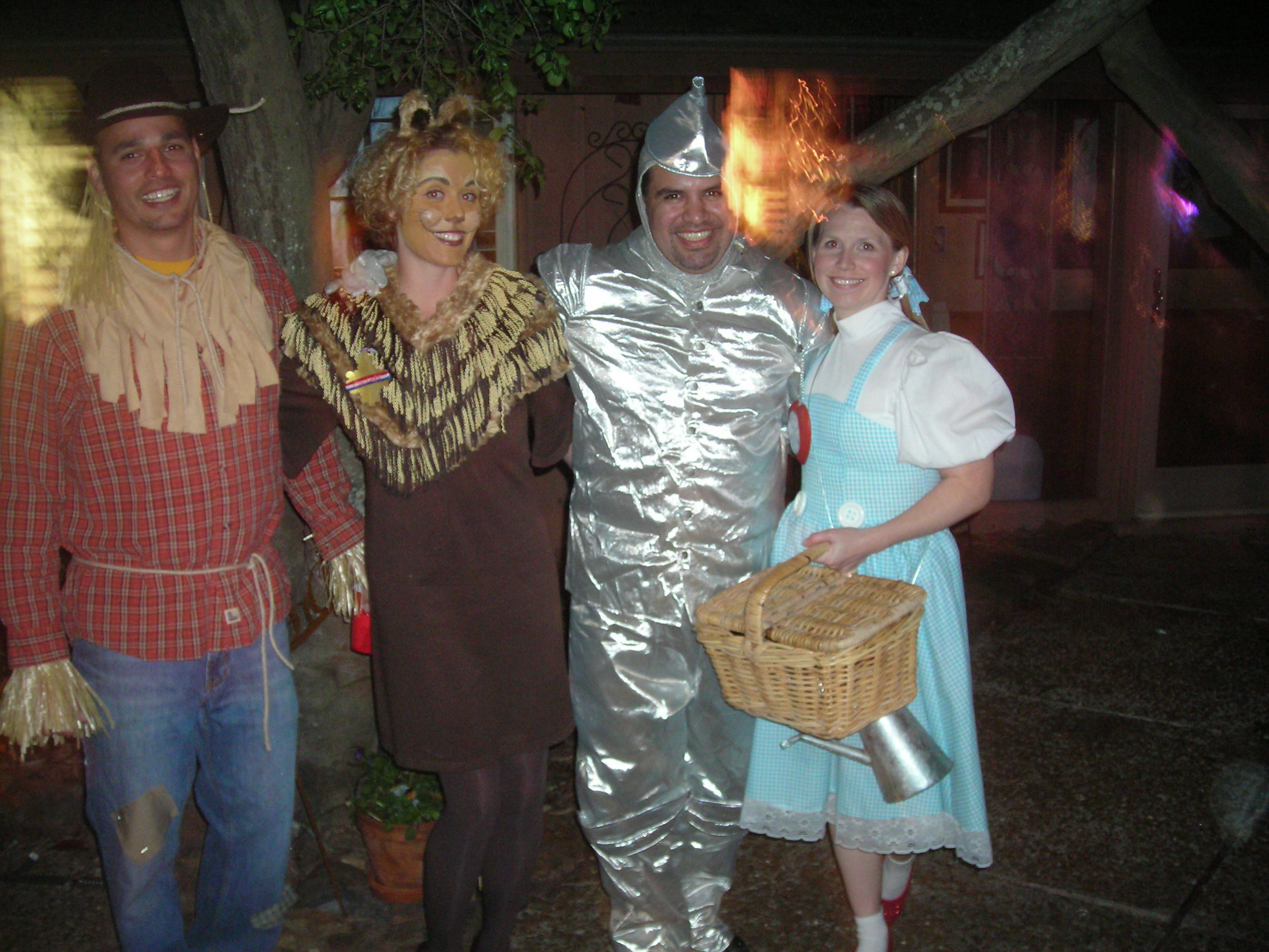 The Fondren's of Oz