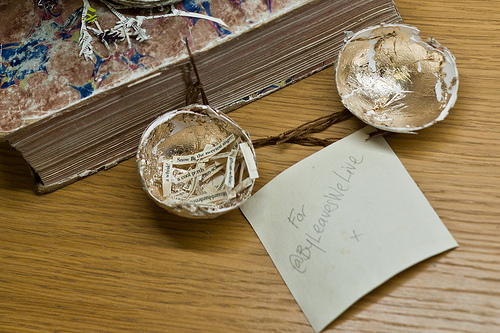 Sharry Wright's Word Nests