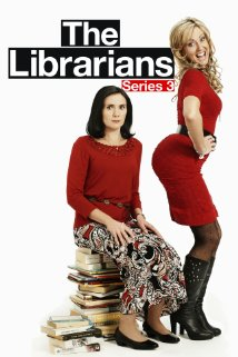 Not These Two--Children's Librarians! (Who Knew there was a TV Series?)