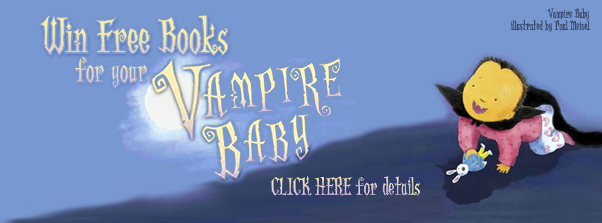 Print the VB Activity Kit to cut out your vampire smile here, and send in those pics!