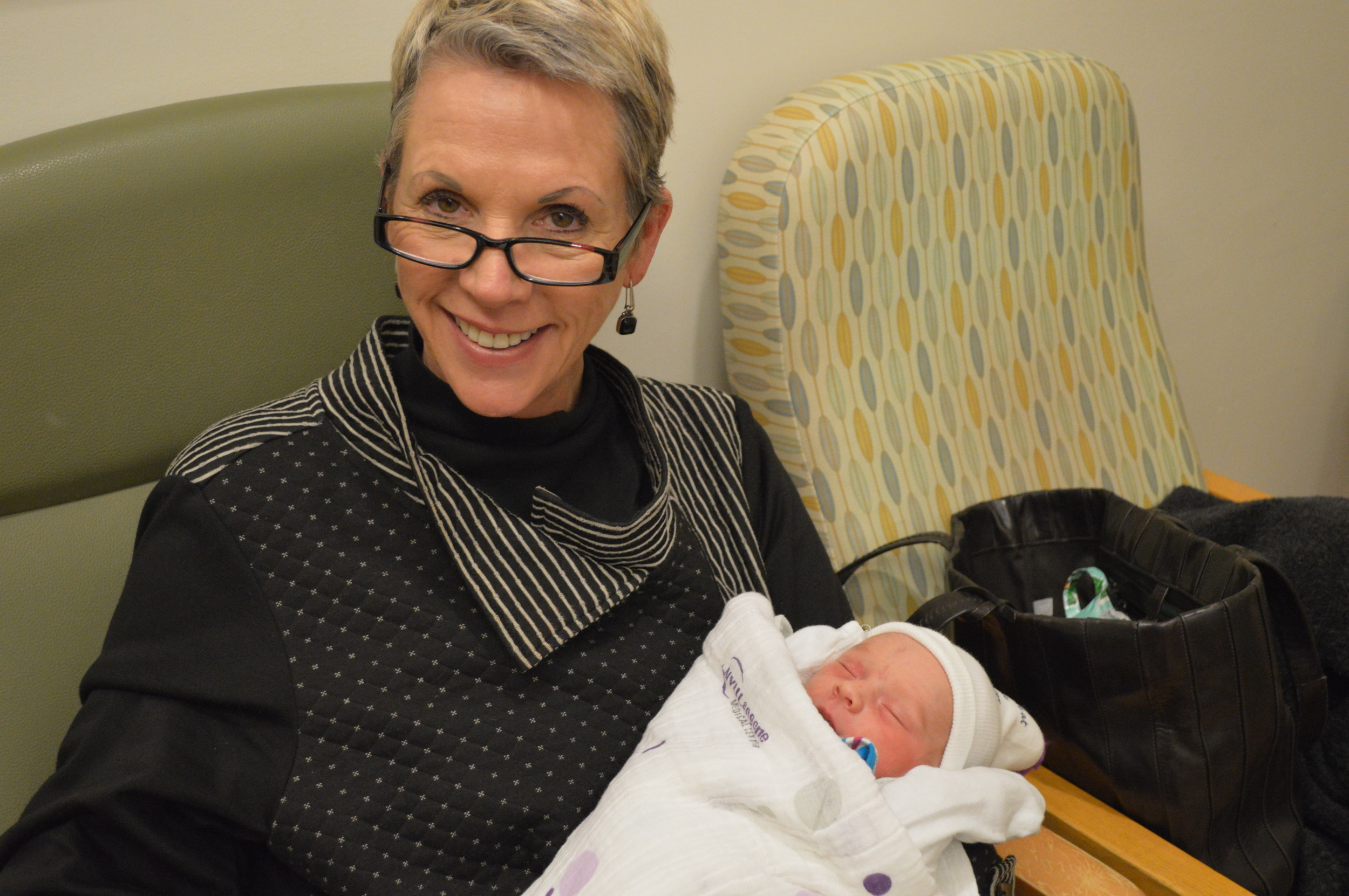 Meet my new grandson, Dylan!