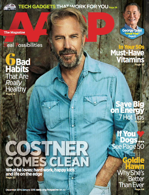 "Of course I opened it. Kevin Costner aside, who can resist a lead line that reads""6 Bad Habits that are Really Healthy?"
