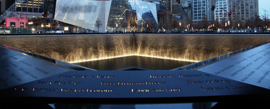National September 11th Memorial & Museum