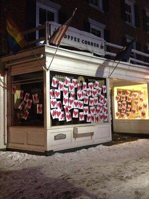 Valentines in Montpelier, VT