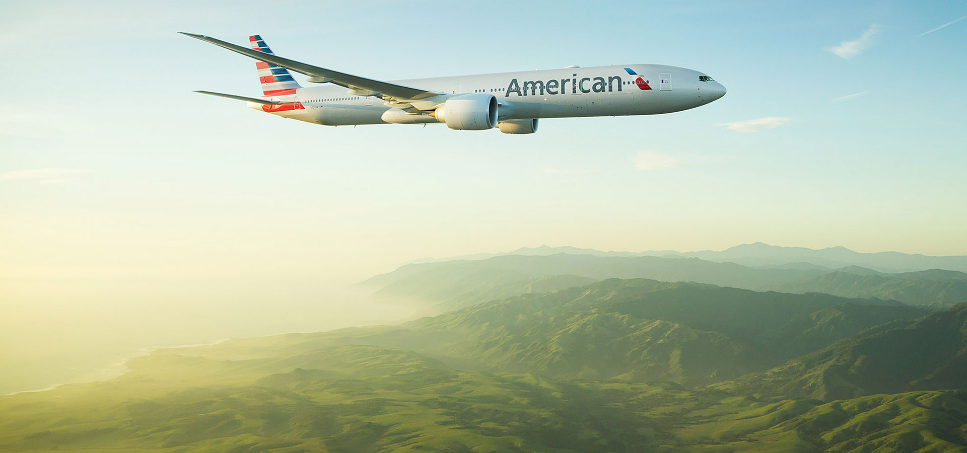 AMERICAN AIRLINES - An American aviation icon just got better. A new brand identity, planes & more destinations than ever before. The New American has arrived.