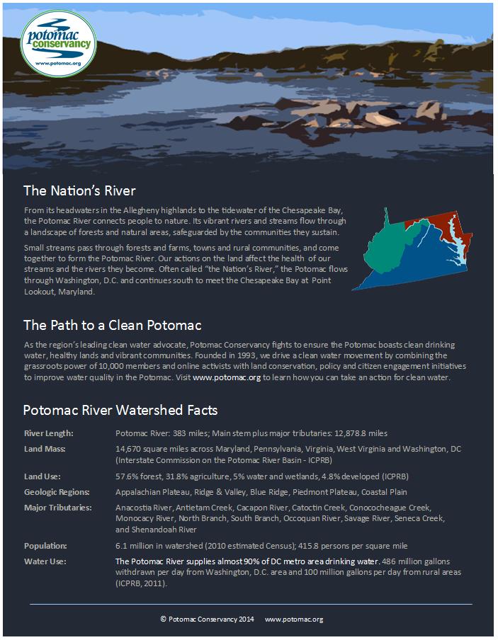 Potomac River fact sheet.png
