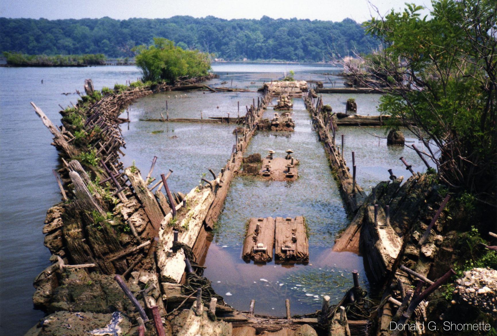 Mallows Bay Potomac River