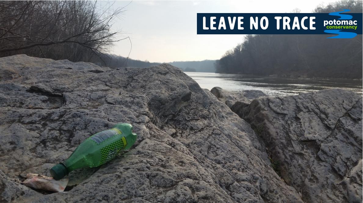 leave no trace potomac river