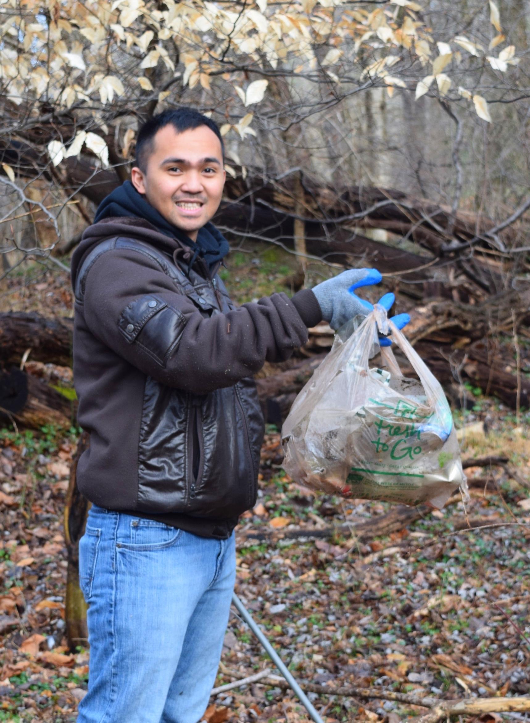 potomac river volunteer