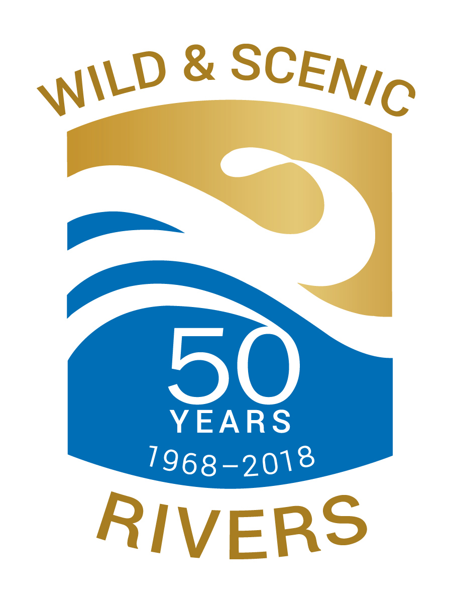 Wild and Scenic Rivers Logo- 50th anniversary.jpg