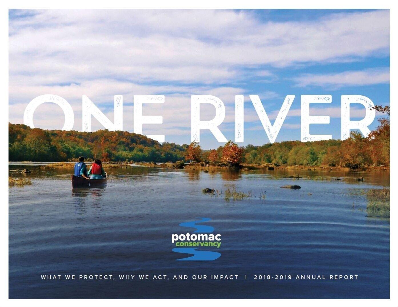 Potomac Conservancy potomac river