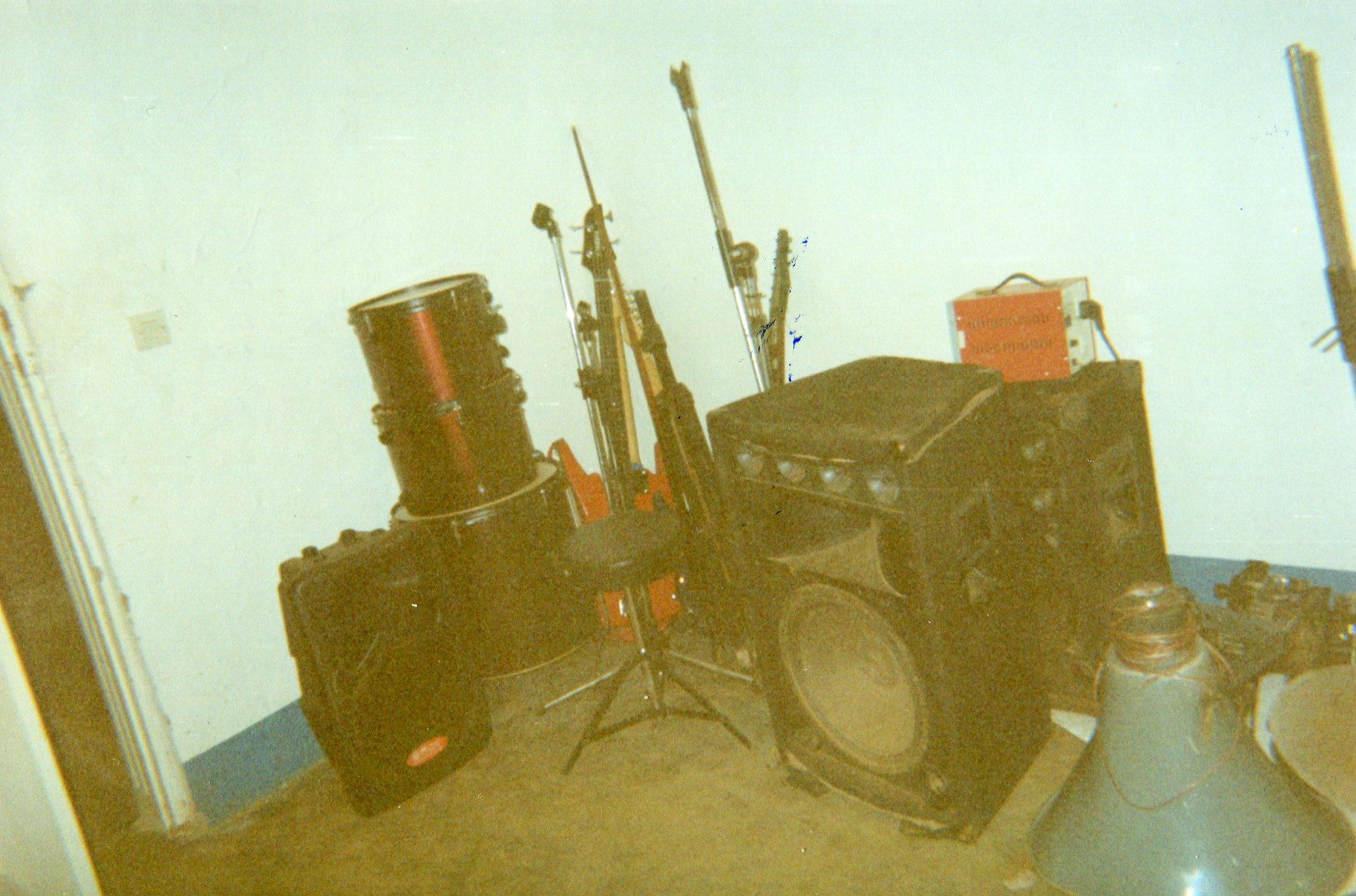 To equip the youth with the music equipment.