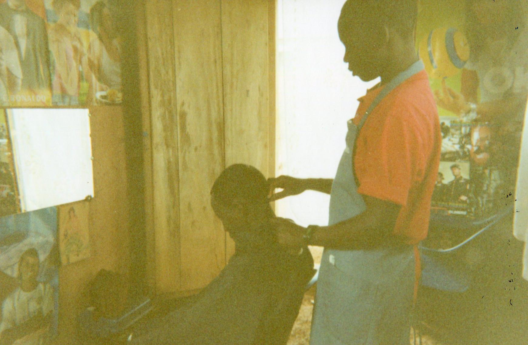 Barbershop: Training.