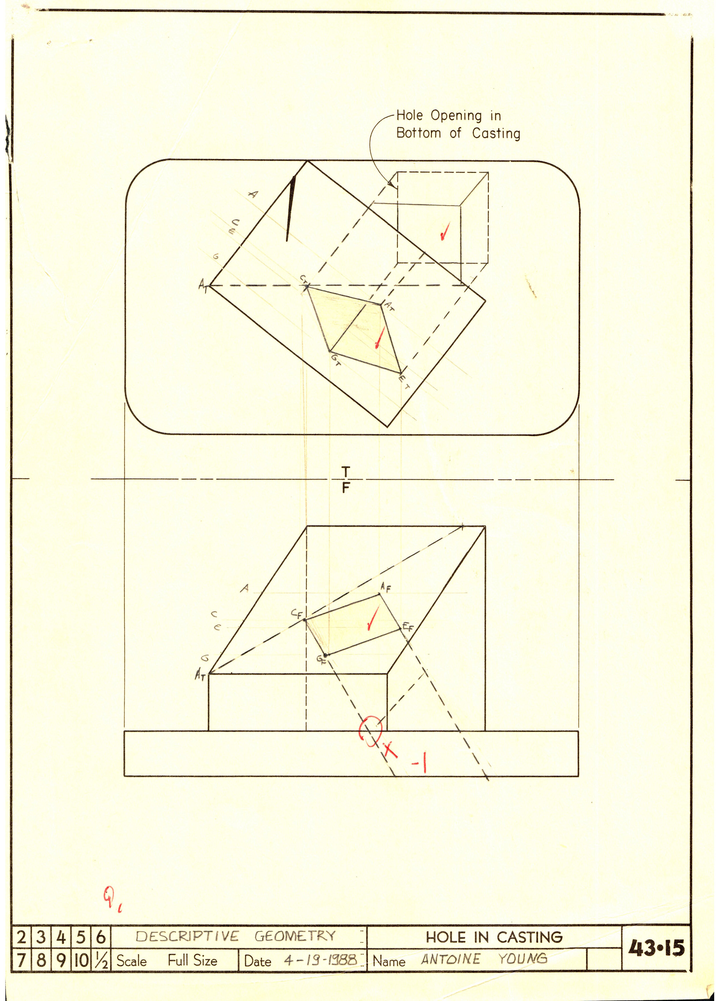 Geometric Tolerance & Dimensioning 2
