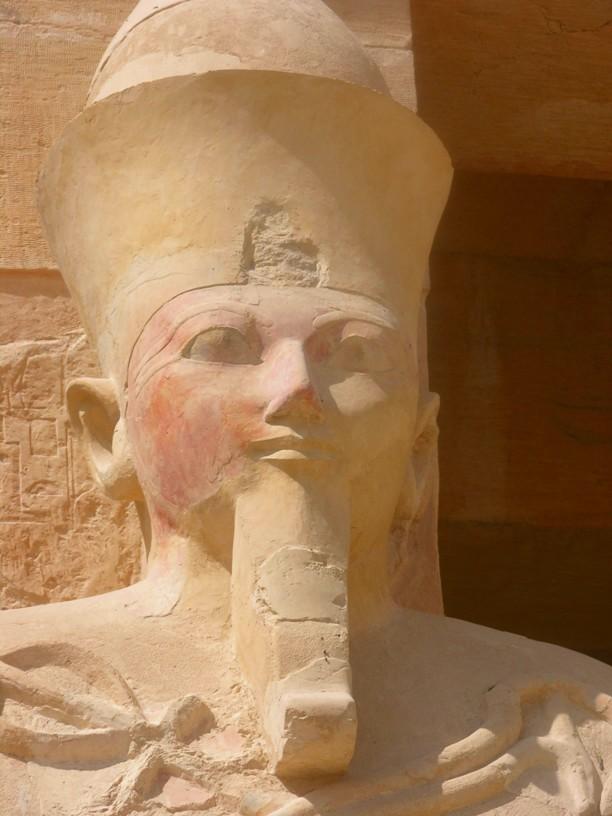 Hatshepsut was the original bearded lady.