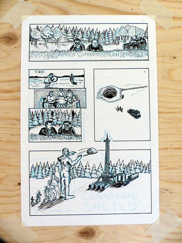 Final Inked Page