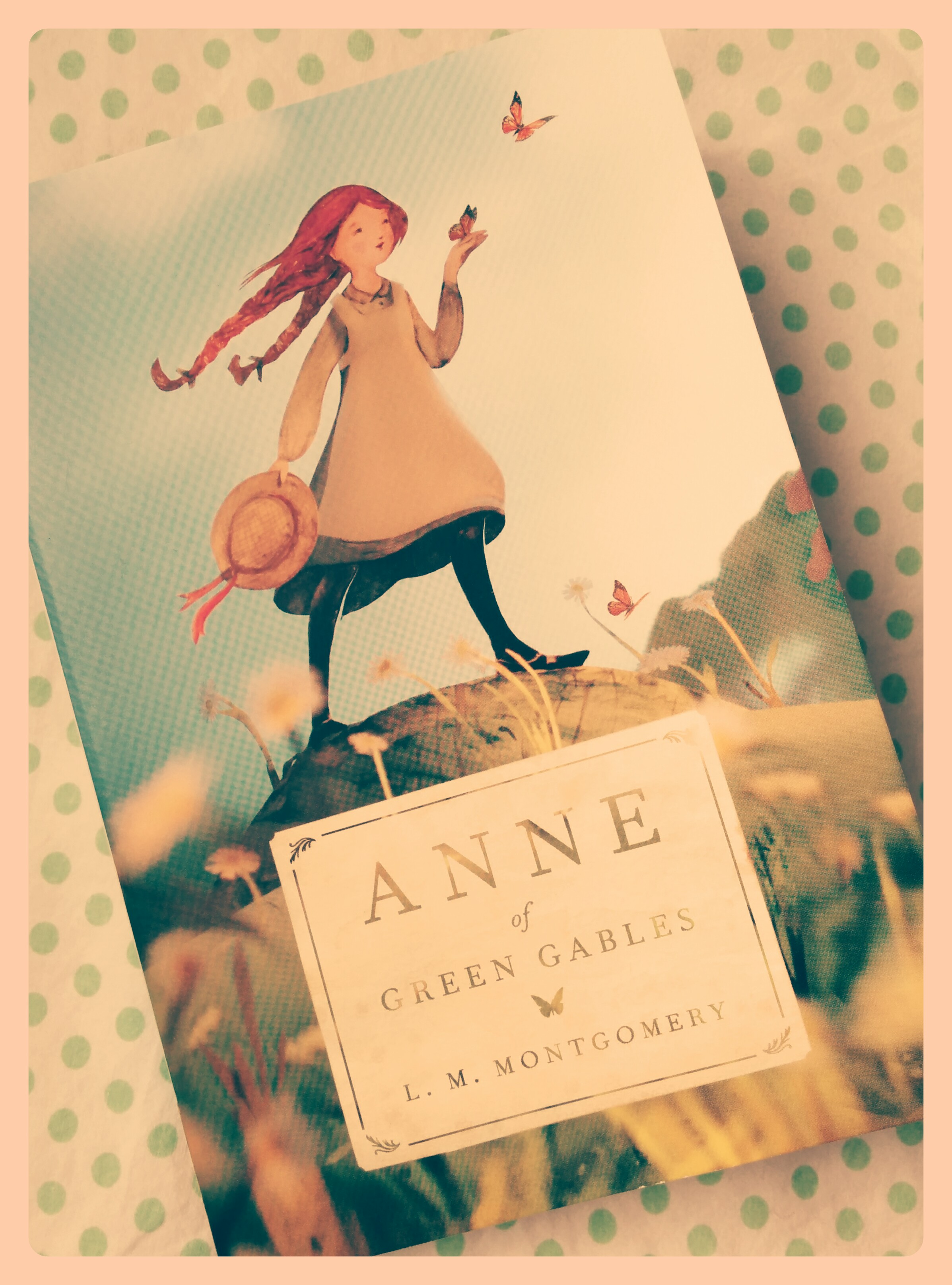 Our brand-new edition of Anne of Green Gables features paper art by Elly MacKay. Check out her lovely creations at www.ellymackay.com.