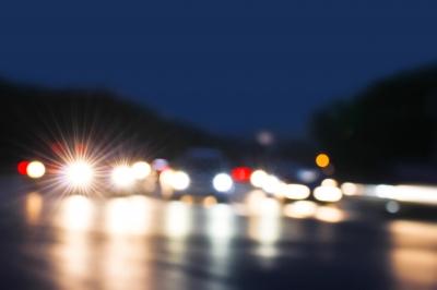 Night Traffic By Feelart (FreeDigitalPhotos.net)