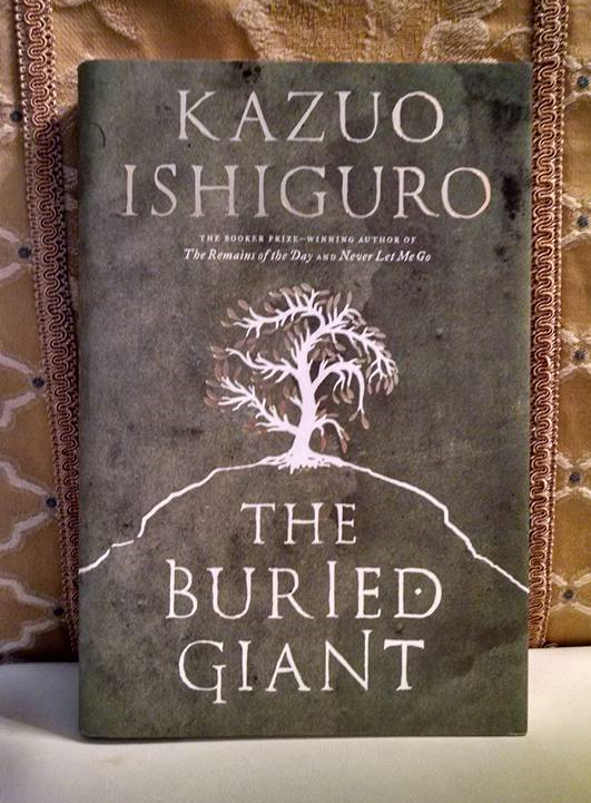 Ishiguro's  The Buried Giant  is a compelling take on Arthurian legend, writes Alec Greenfield.