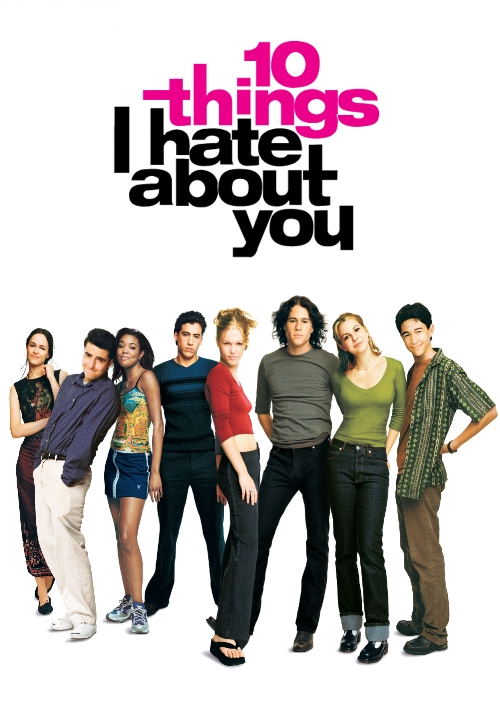 10 Things I Hate About You , Film Poster
