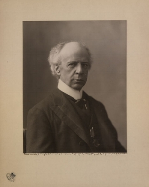"""The Honourable Sir Wilfred Laurier"" by William James Topley"