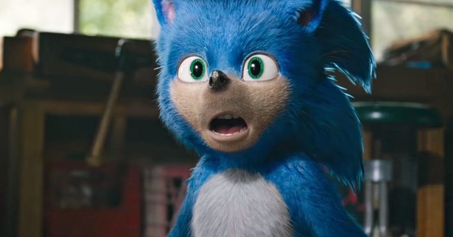 Sonic The Hedgehog's Live Action Design…