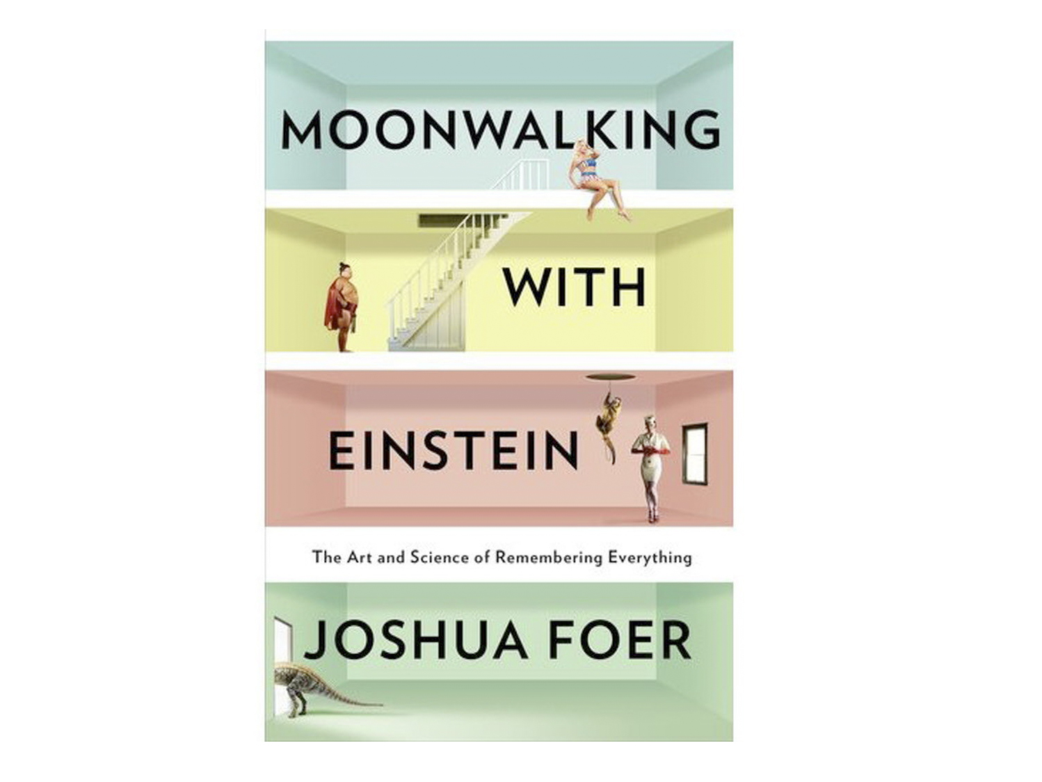 If you want to learn more about the Art of Memory, read Joshua Foers book  Moonwalking with Einstein . Or for a short introduction to the subject of Memory Palaces, check this  short article in the Guardian.