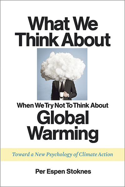 """What We Think About When We Try Not To Think About Global Warming"" - can be bought at  Amazon"