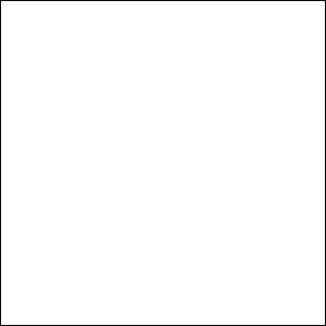 White melamine / HPL RAL 9016