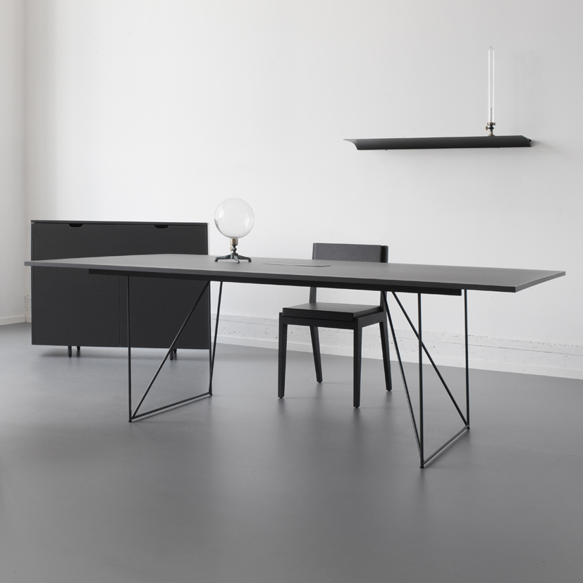 W1 Wired Table Collection CAD files