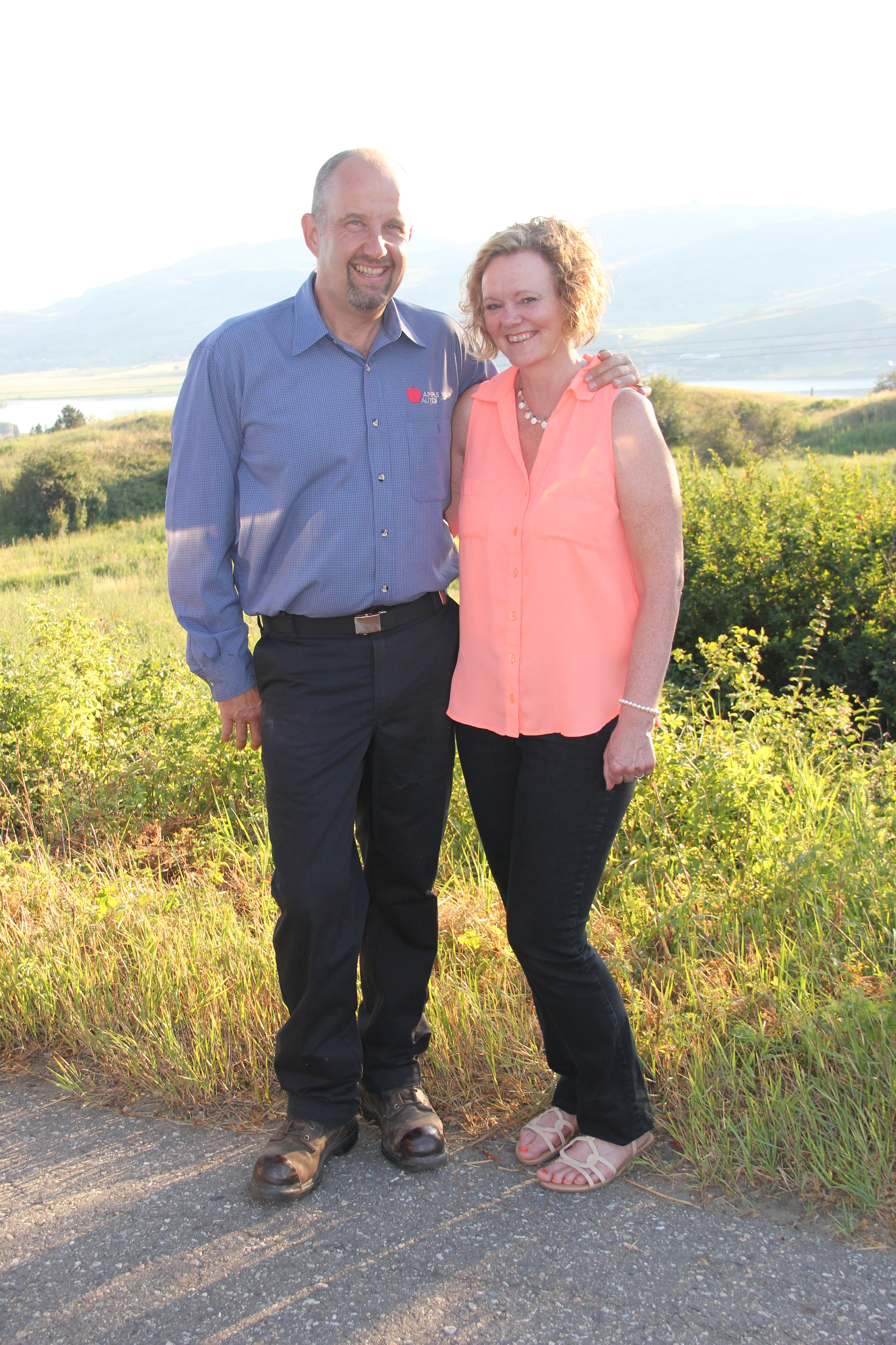 Janet & Randy Nyland - Owners