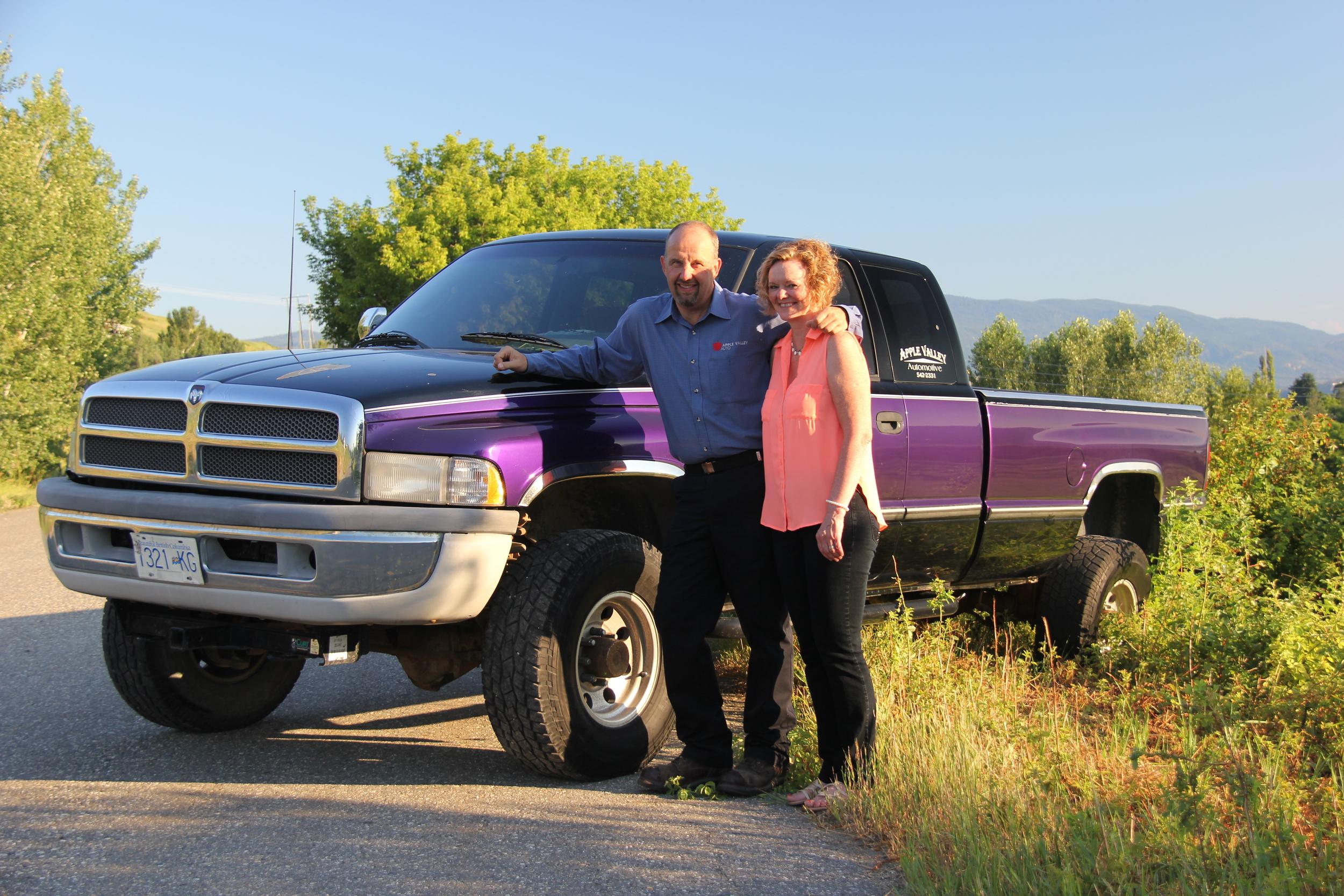 Randy & Janet Nyland