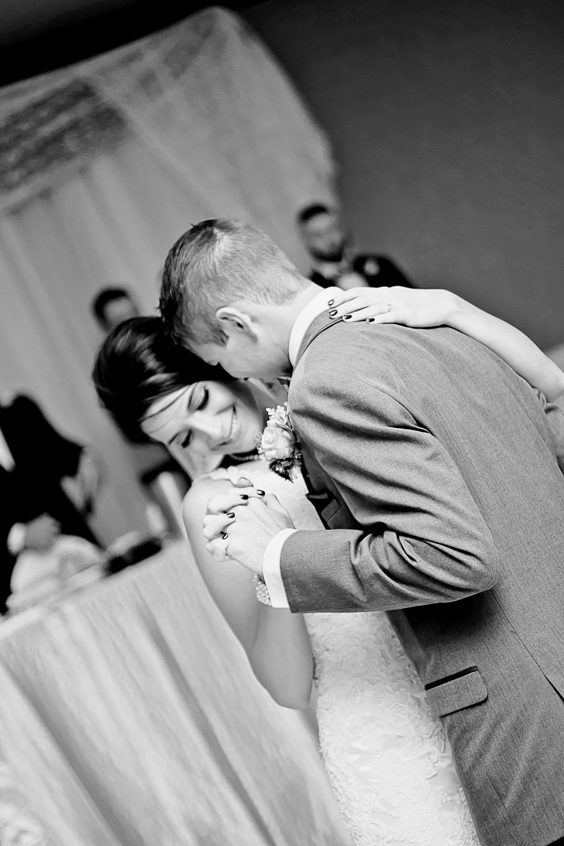 """CHELSEA & DANIEL GAGNIER     Wedding Client    """"We had Nicki photograph our wedding, and we could not be happier. She is an absolute professional and extremely talented. We would recommend her to anyone wanting to capture special moments. Thank you Nicki, you've been wonderful!"""""""