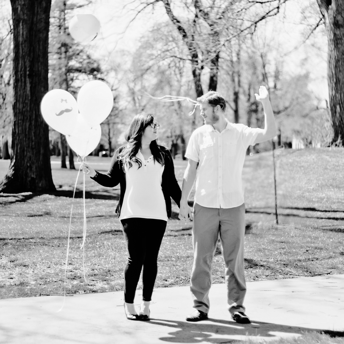 """SAMANTHA BAWDEN     Photography Client    """"My husband and I had so much fun during our gender reveal photo shoot. She managed to get a lot of photos edited and quickly back to us the same day (to reveal online). The images turned out PERFECT! We cannot wait to work with her again."""""""