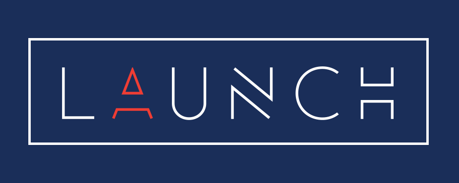 Launch Logo Horizontal on blue.png