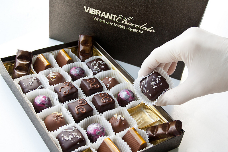 Vibrant Chocolate
