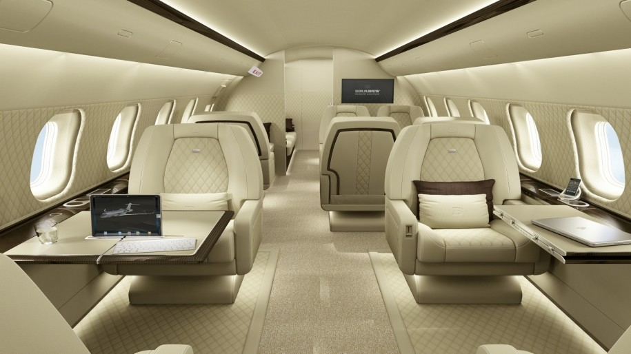 BUSINESS AND VIP AIRCRAFT