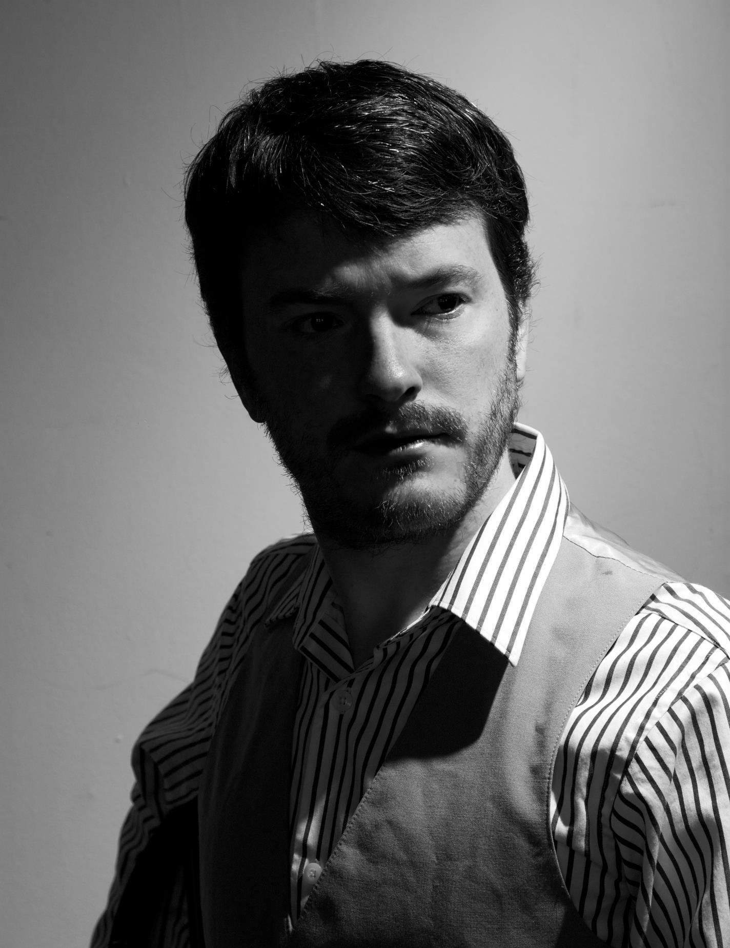 Shawn Graham - Self Portrait