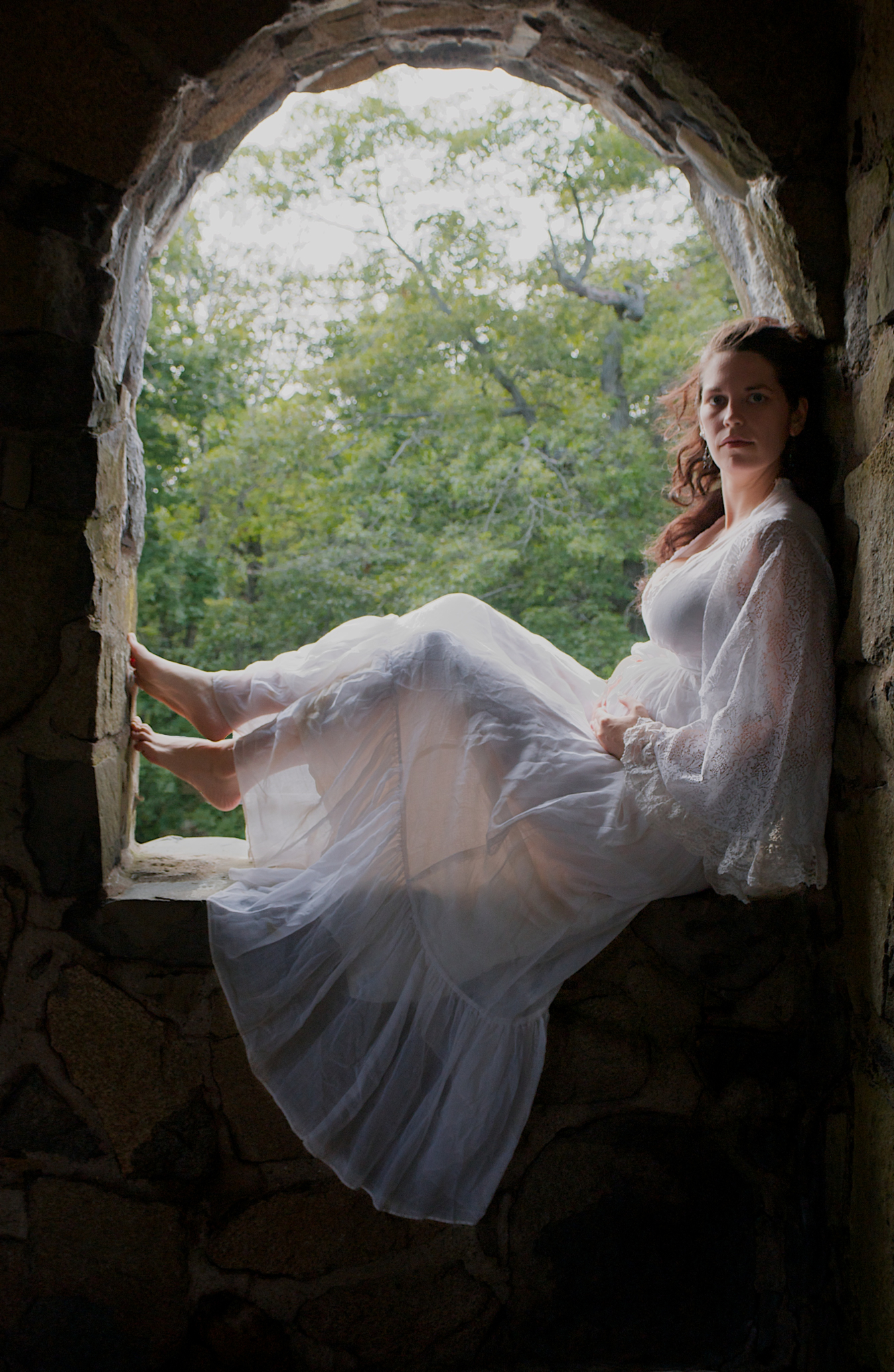 Bonita in Window