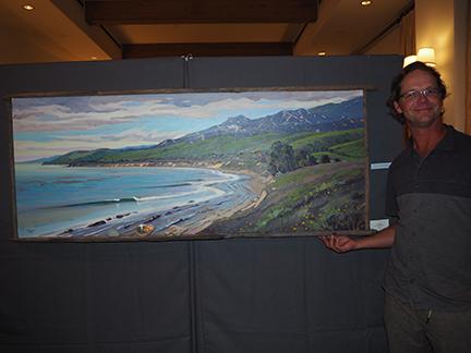 Artist Chris Potter