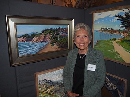 Artist Jane Hurd