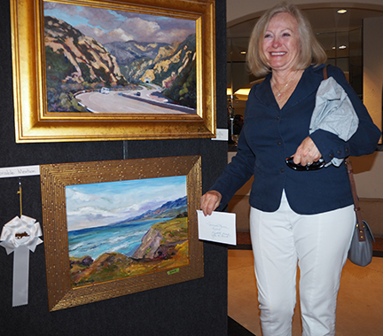 Artist Elizabeth Mosely