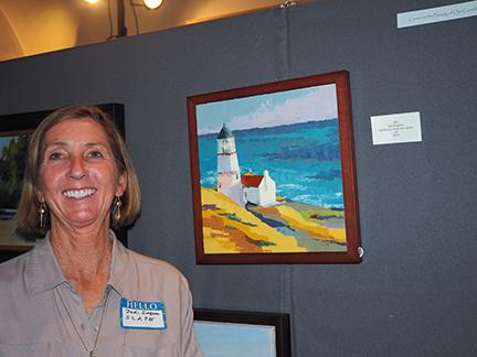 Artist Jody Simpson