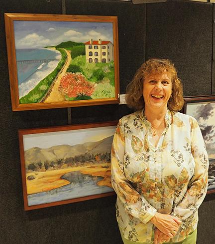 Artist Tanda Jacobs
