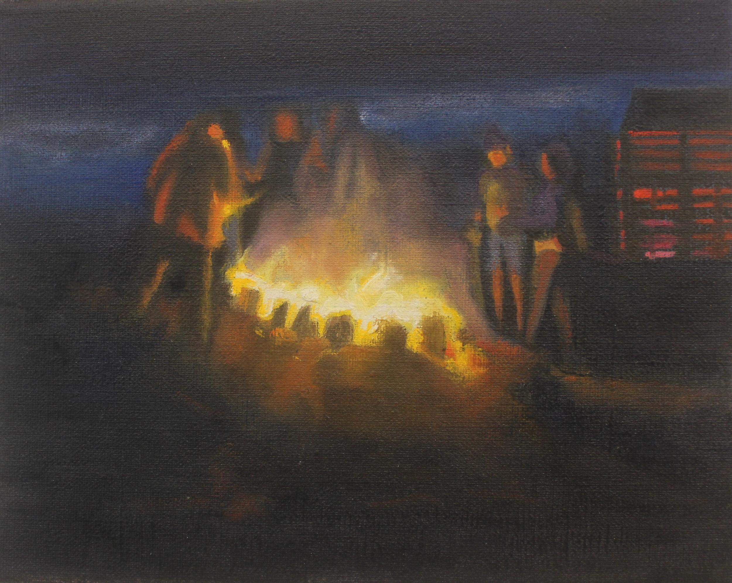 Provincetown Bonfire.JPG