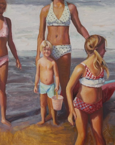 Homemade Bikinis